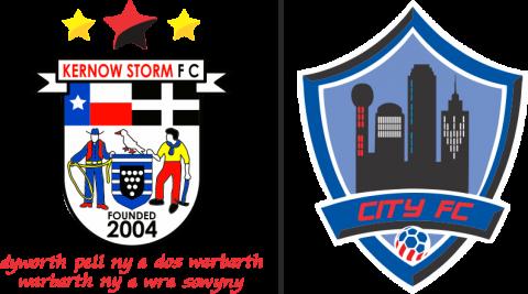 Kernow Storm FC 2011B Penna