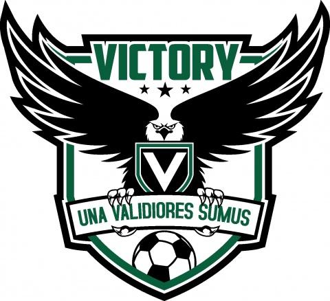 Victory SC 04 Girls Black
