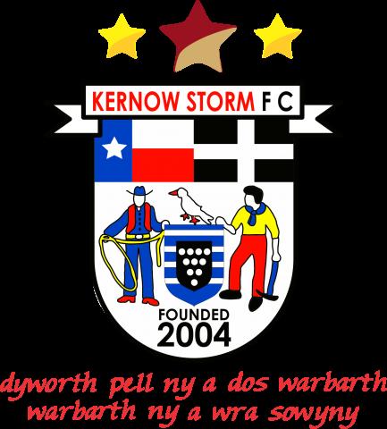 Kernow Storm FC 09G Pierce