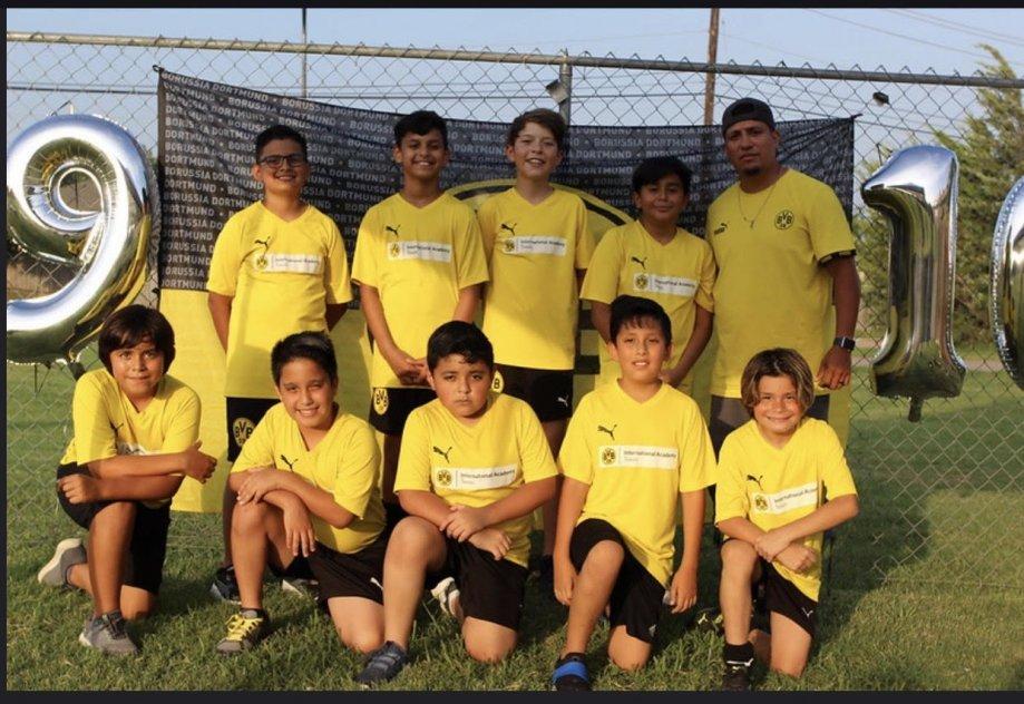 BVB 2009 Boys Puma South picture