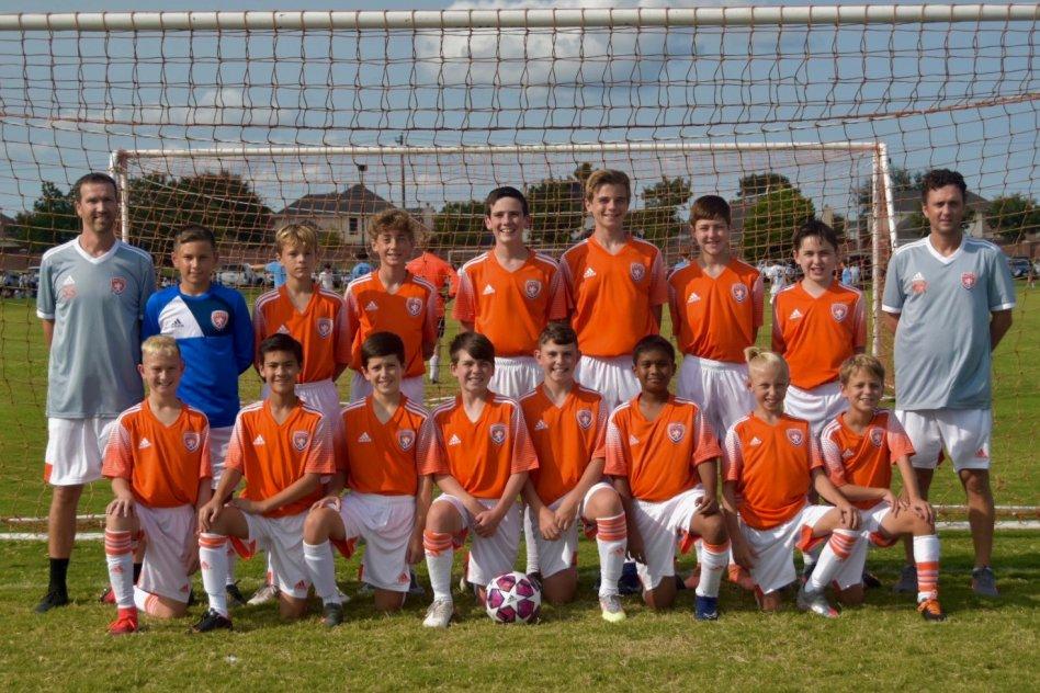 2008 Boys - Dutch Football Club Frisco picture