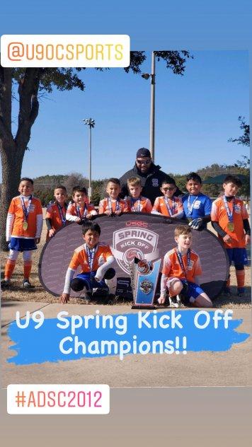 Athletic Dallas Soccer Club 2012B picture